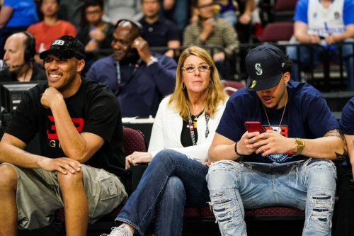 What happened to Tina Ball? People curious after Lonzo and LaMelo's NBA clash