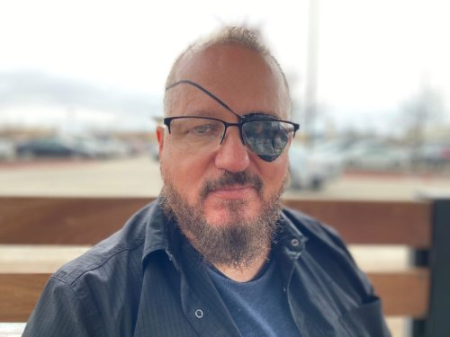 Stewart Rhodes eye patch: What happened Oath Keepers founder's eye?