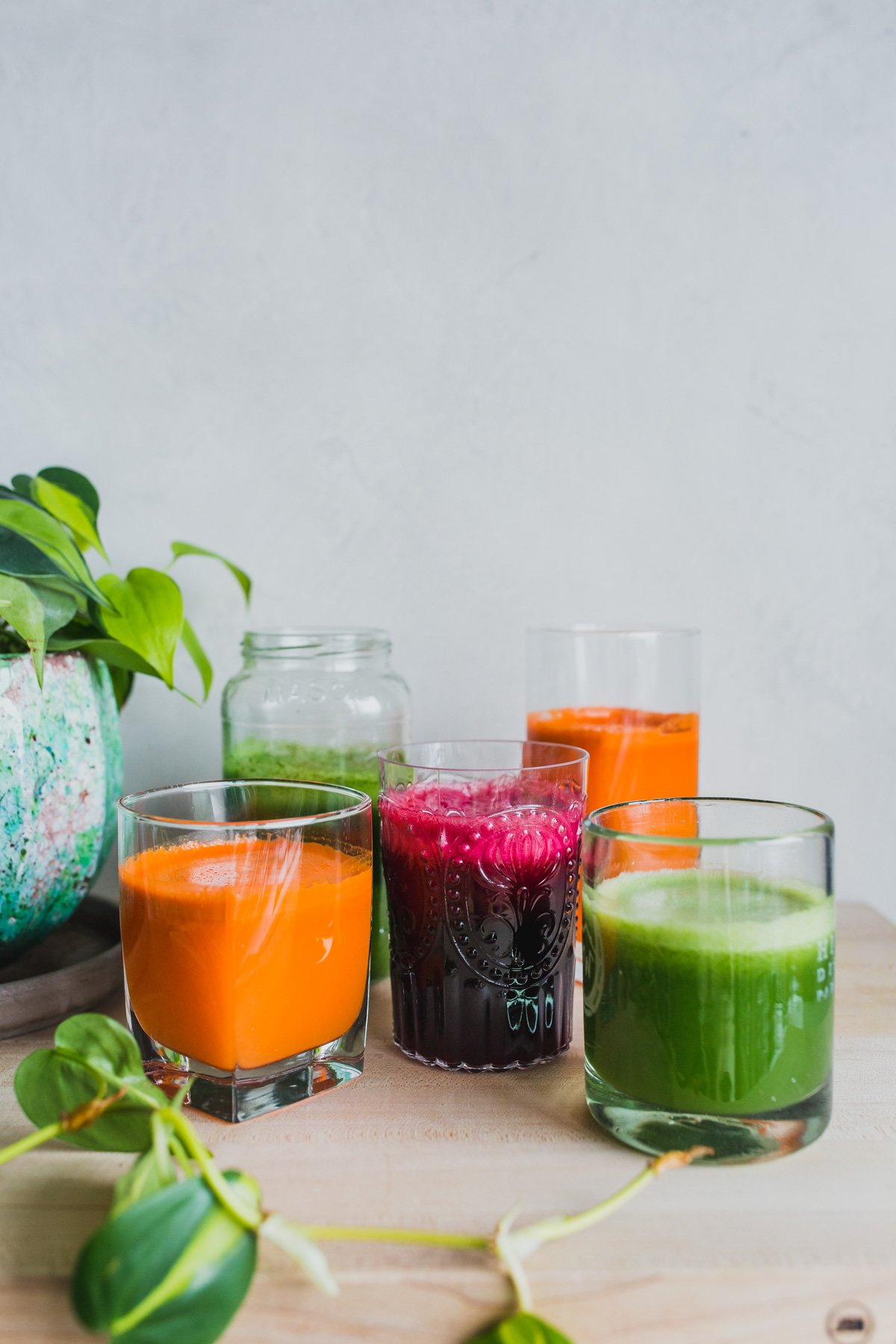 5 Easy-to-Make Fresh Juice Recipes For Clear Skin
