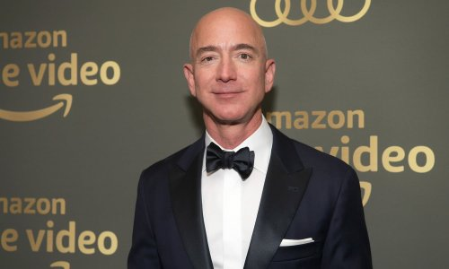 Going To Space Isn't The Only Way Jeff Bezos Wants To Get High