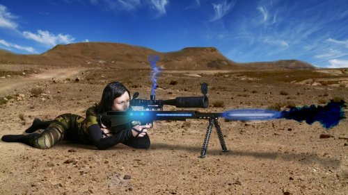 Futuristic Sci-fi Weapons that actually Exist!
