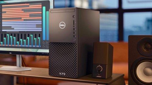 DELL XPS Desktop expandable computer has up to an 11th Gen Intel Core i9-11900 processor
