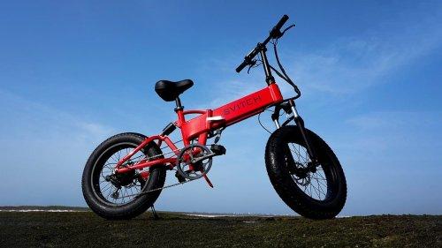 Svitch Bike multipurpose foldable eBike has 80 miles of range and 2.5-hour fast charging
