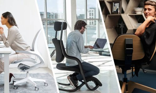 Which office chair should you buy for your workspace—kinetic structure, modular design, and more