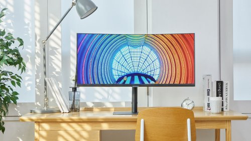 Samsung 2021 High-Resolution Monitors include three series: S8, S7, and S6