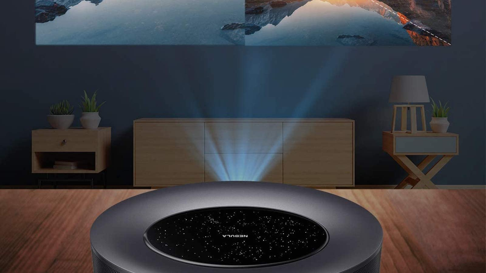 Anker Nebula Cosmos Max 4K home projector upscales all of your old content