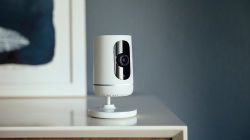 Vivint Ping indoor security camera has smart detection that auto-records important moments