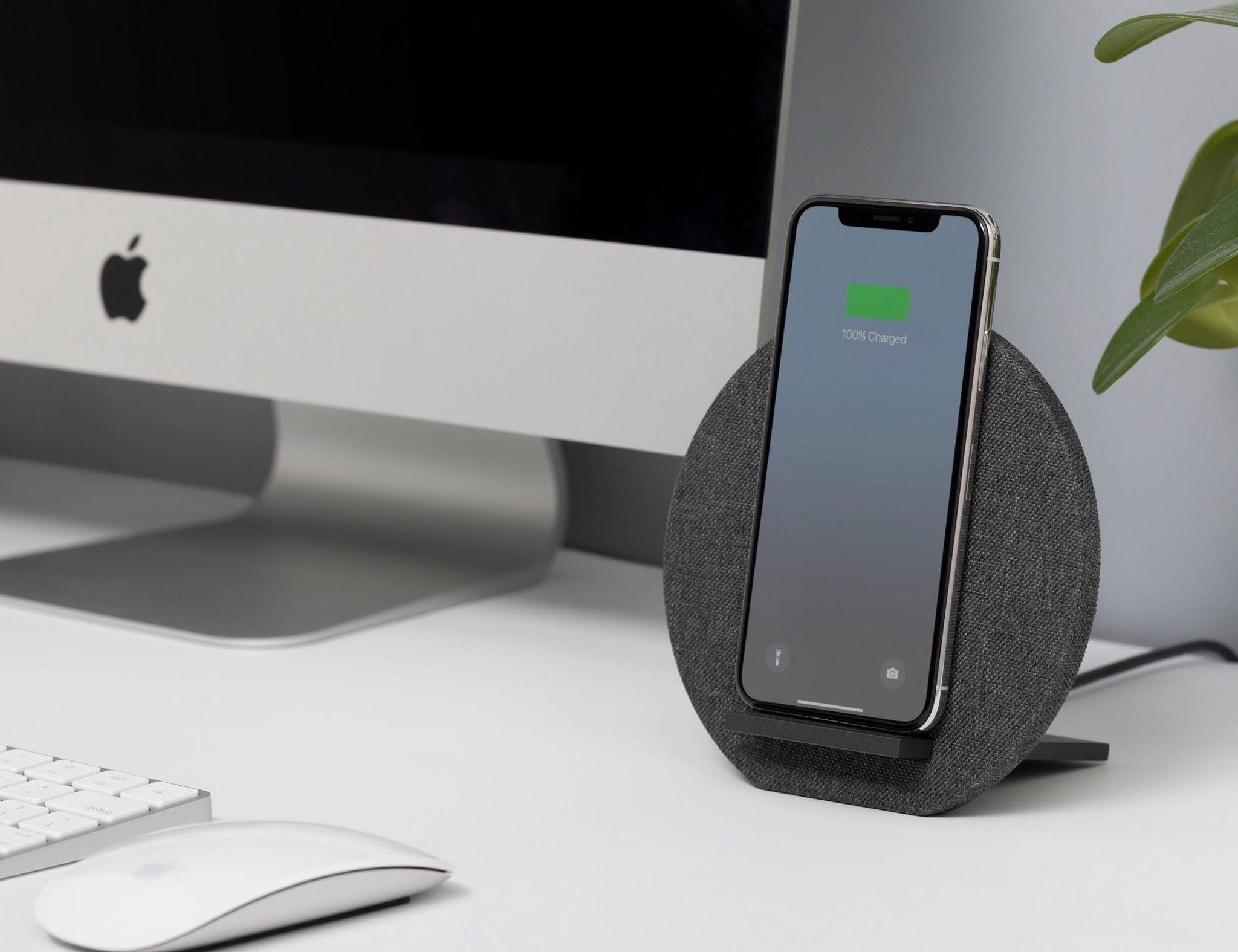 Native Union Dock Wireless Charging Stand