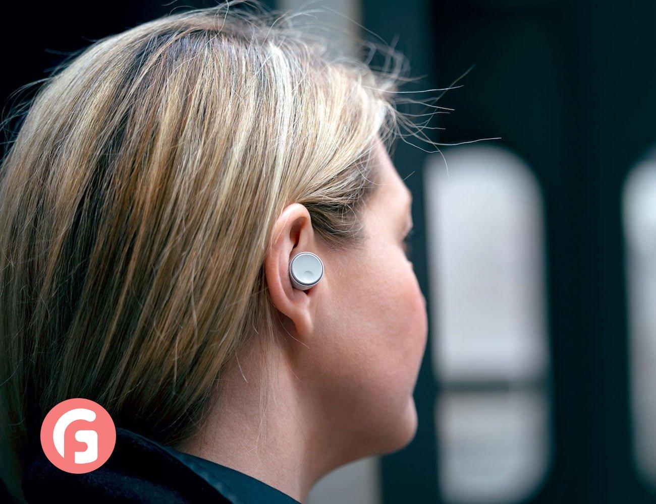 Cambridge Audio Melomania 1 Bluetooth Wireless Earphones provide 9 hours of playback
