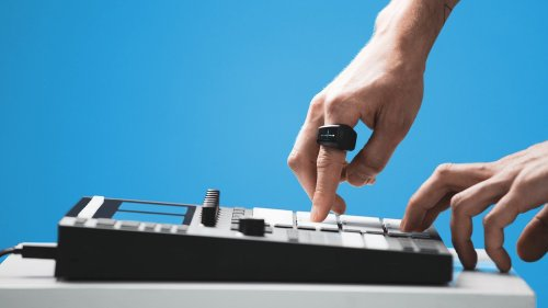 Genki Wave music ring lets you control musical arrangements with gesture control
