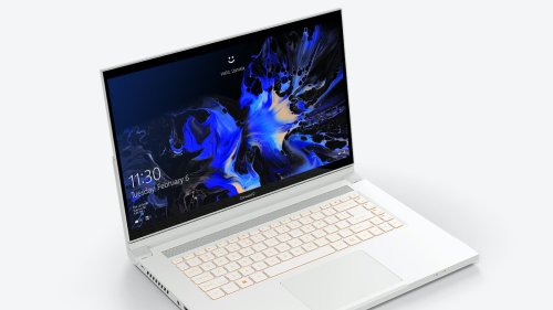 Acer ConceptD 3 Ezel Creative Laptop offers up to 18 hours of battery life