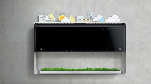 Ellie Tsang Hello From The Weather temperature machine recreates outdoor weather