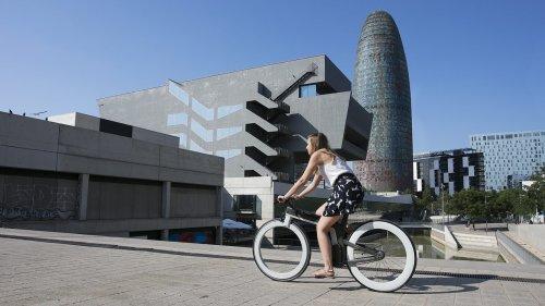 OOHBIKE conceptual eBike offers storage room in the wheel
