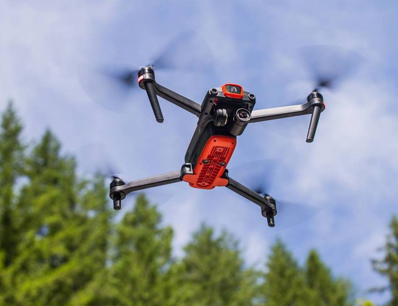 Autel Robotics EVO Compact Foldable Drone offers brilliant images in a small size