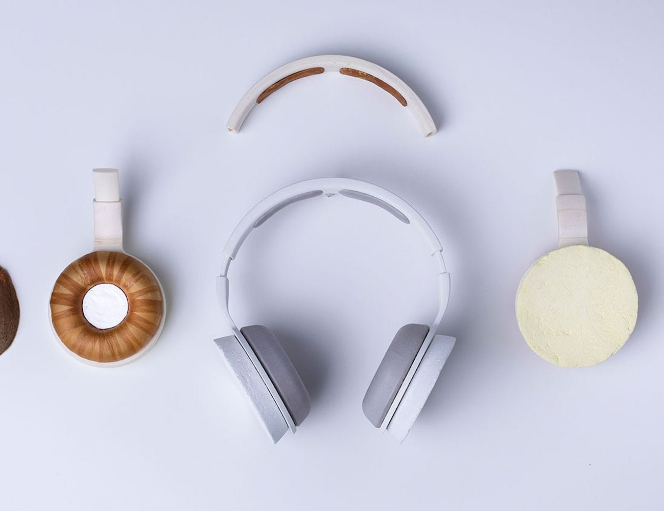Korvaa Microbe-Grown Headset gives you a living pair of headphones