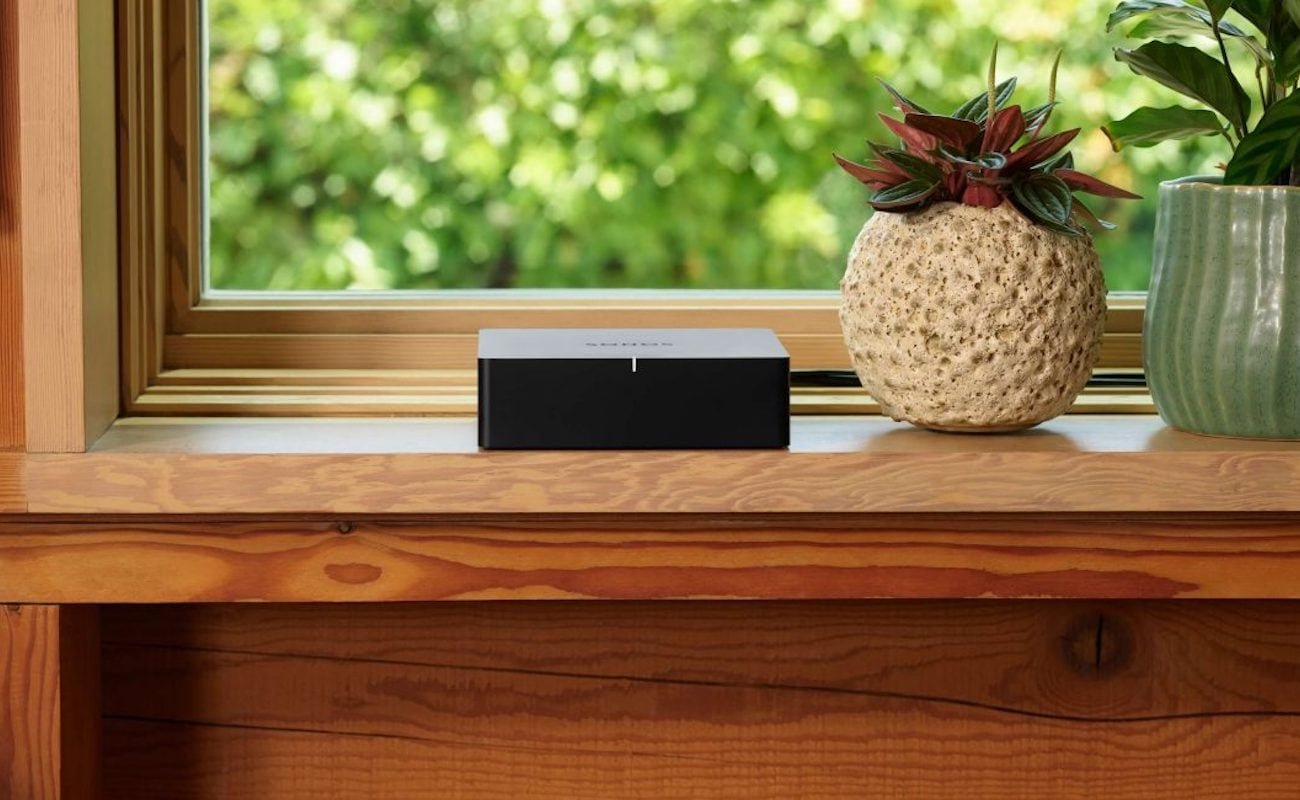 Sonos Port Audio Adapter brings your old-school devices into the modern era