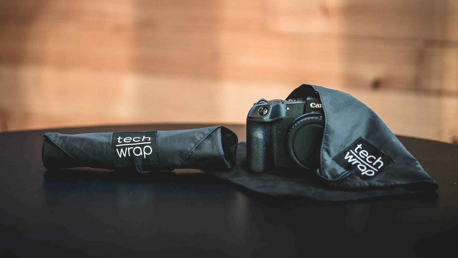 Tech Wrap Multipurpose Carry Cloth protects your valuable camera gear