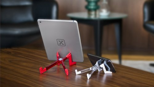KEKO Stand ergonomic device holders prop your tablet and smartphone in 4 positions
