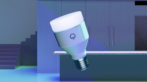 LIFX Clean antibacterial smart bulb kills bacteria to sanitize surfaces