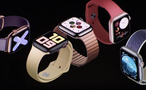 Apple Watch Series 5 Smartwatch will run on watchOS 7