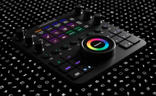 Loupedeck CT Custom Editing Console lets you seamlessly edit different types of content