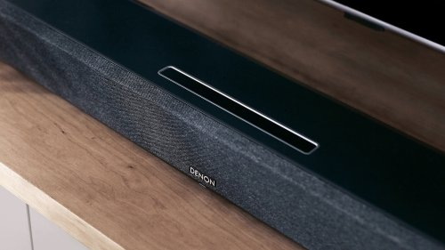 Denon Home Sound Bar 550 delivers Dolby Atmos and DTX:X 3D
