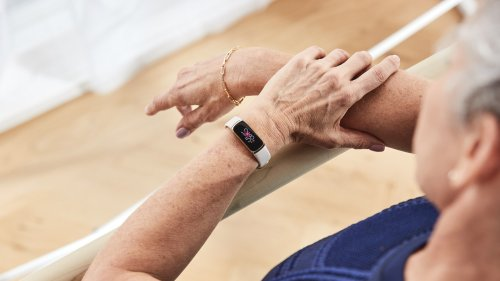 Fitbit Luxe fitness & wellness tracker blends fashion and holistic health