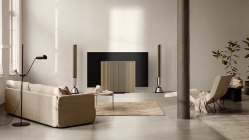 Bang & Olufsen Beolab 28 adaptive wireless speaker streams anything with studio sound