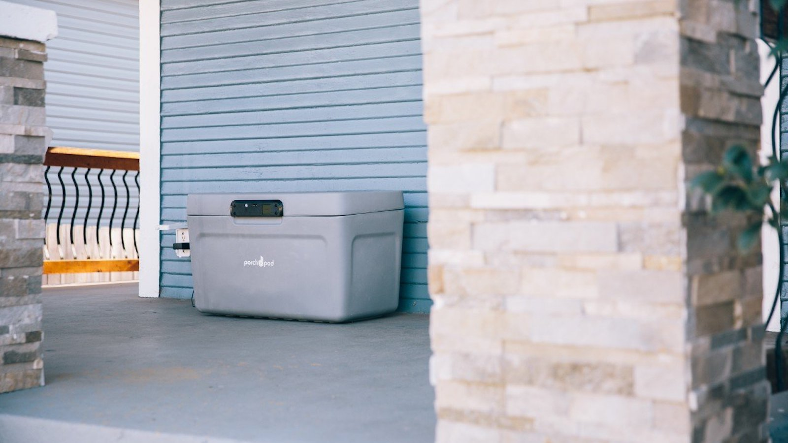 Porch Pod delivery safes protect all of your packages
