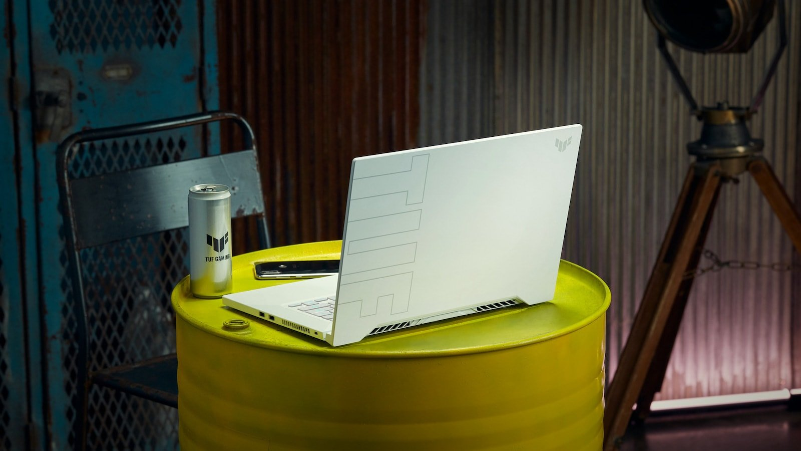 ASUS TUF Dash F15 2021 laptop has a seriously slim 19.9 mm chassis