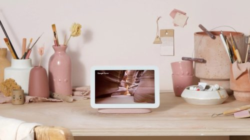 Google Nest Hub 2nd Gen connects you to entertainment and smart home devices