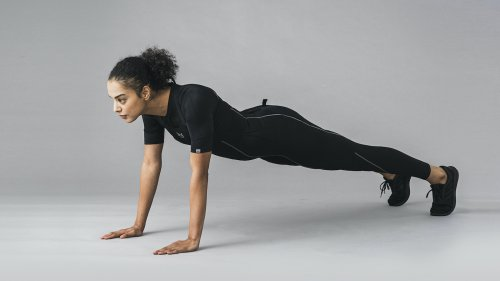 Xenoma e-skin EMStyle suit gives you a full-body workout in 20 minutes