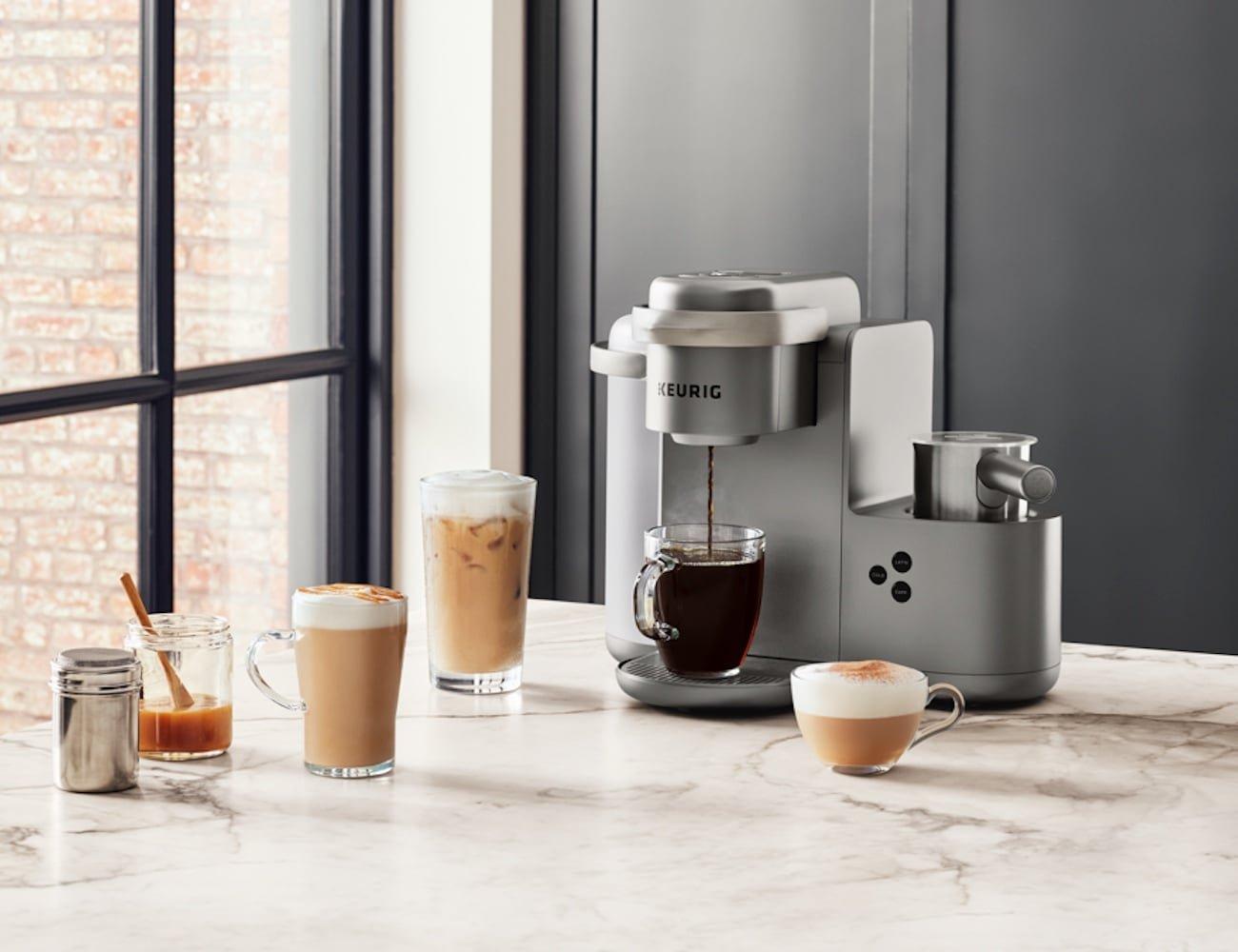 Keurig K-Café Single Serve Coffee Maker