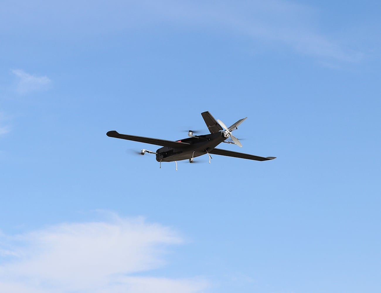 Krossblade SkyProwler 2 VTOL Transformer UAV does more than a regular drone