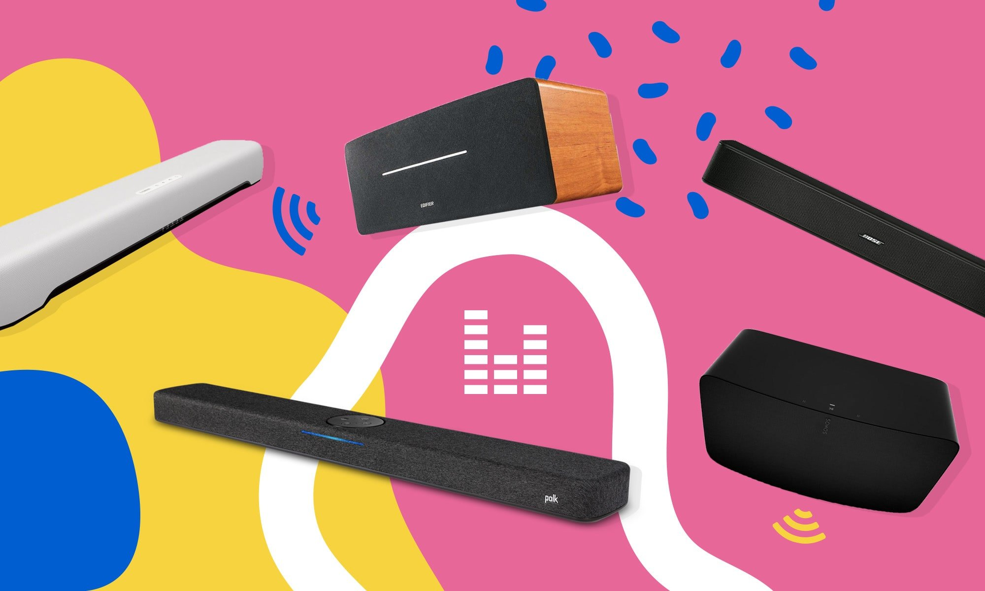 The best home theater devices and accessories: soundbars, speakers, and more - cover