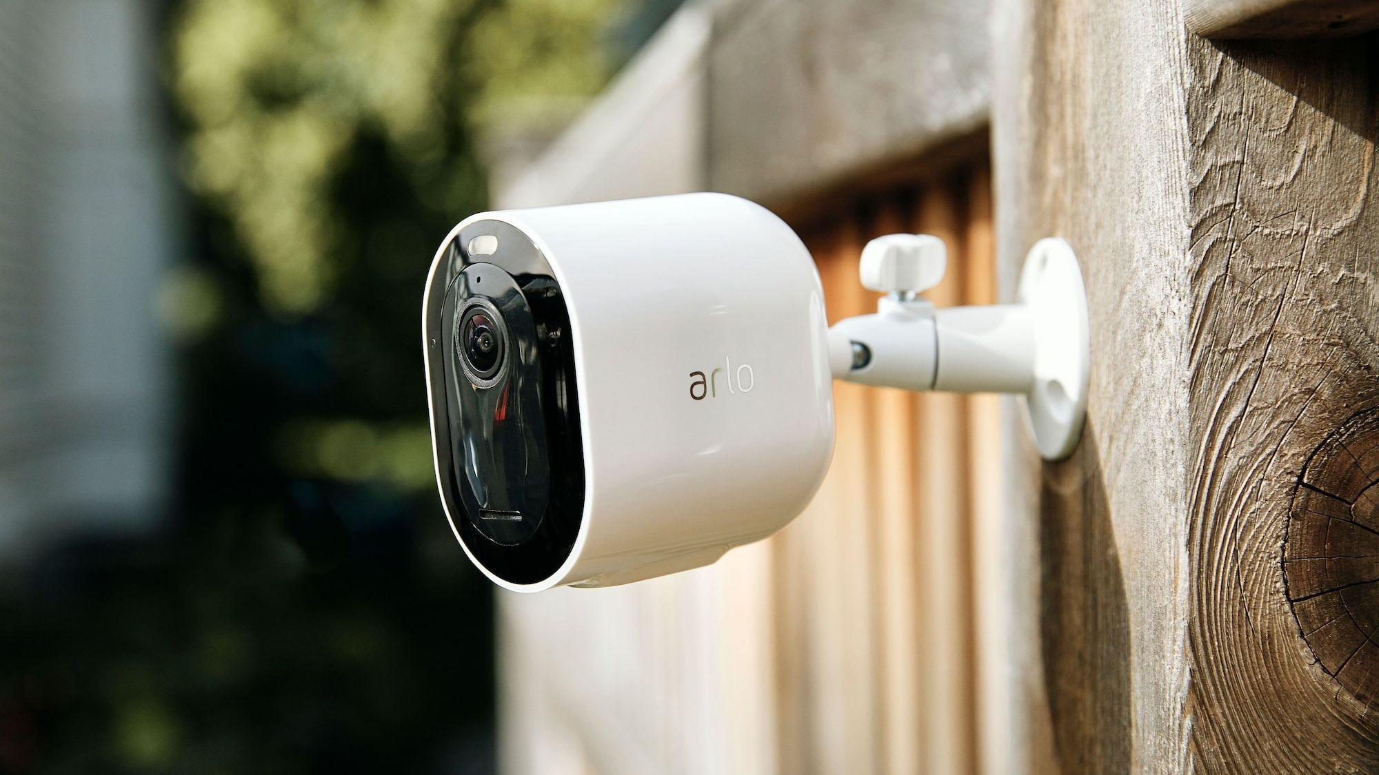 Arlo Pro 3 Wireless Security Camera System installs in just minutes