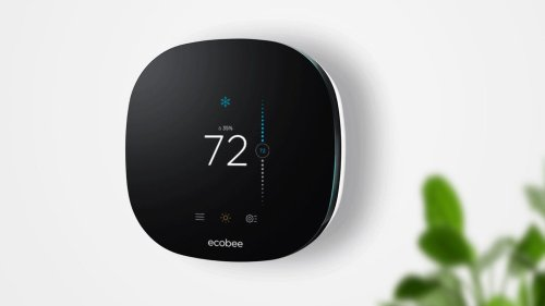 ecobee3 lite smart Wi-Fi thermostat can save you 23% annually on heating and cooling