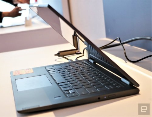 Lenovo Project Limitless Prototype 5G Laptop is the first of its kind