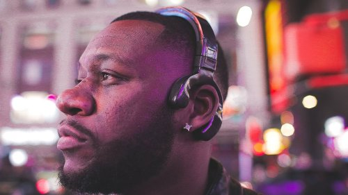 Dome Audio D4 Bluetooth Bone Conduction Headphones offer surround sound technology