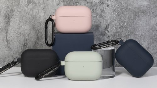 Native Union Roam Case for AirPods Pro attaches to your clothing, bag, or belt