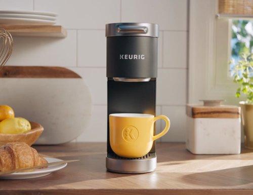 Keurig K-Mini Plus portable coffee maker lets you enjoy great coffee anywhere