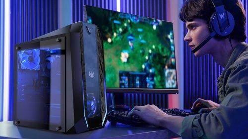 Acer Predator Orion 3000 gaming desktop uses GeForce RTX 20701 SUPER graphics cards