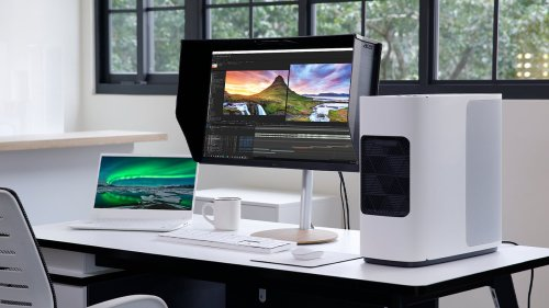 Acer ConceptD CP3 Series computer monitors help you design to your heart's content