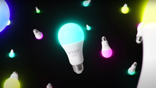 Wyze Bulb Color lets you create custom lighting routines from over 16 million colors