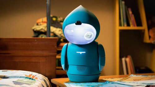 Embodied, Inc. Moxie childhood development robot helps your kids learn through play