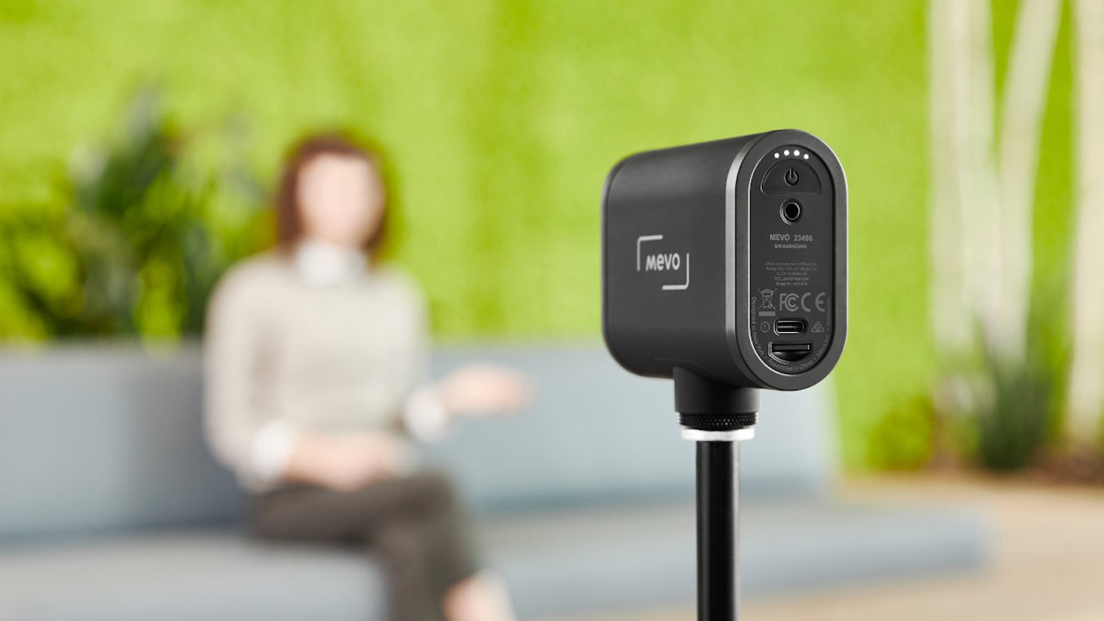 Mevo Start pocket livestreaming camera makes it easy to edit your content with its app