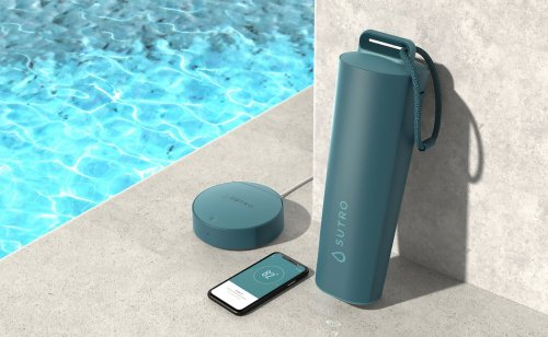 Sutro Smart Pool Monitor manages your pool in one central location