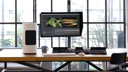 Acer ConceptD CP5 Creator Workstation lets you create with incredible detail