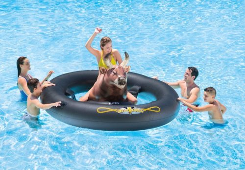 Intex InflataBULL Inflatable Pool Float