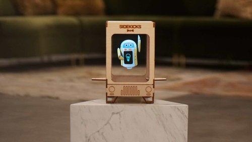 Sidekicks.ai holographic AI companions are on a mission to revolutionize education